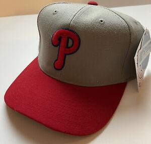 Vtg Philadelphia Phillies Sports Specialties Adjustable Hat Cap MLB Strap 90s