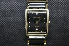 Romanson watch ceramic
