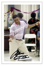 ALFONSO RIBEIRO SIGNED PHOTO PRINT AUTOGRAPH FRESH PRINCE OF BEL AIR CARLTON