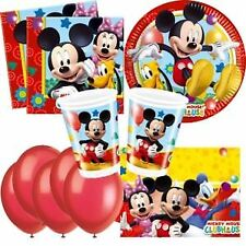 Disney Mickey Mouse Awesome Paper Plates 4 Pack