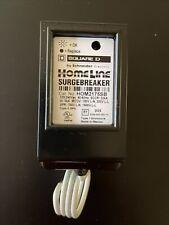 Square D Hom2175sb Homeline Ac Power Surge Protector Device Surgebreaker New