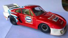 CARRERA UNIVERSAL Porsche 132 Porsche 935 Langnese Noggerteam guter Zustand
