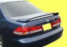 UN-PAINTED - GREY PRIMER Fits HONDA ACCORD 4DR 1998-2000 2001 2002 SPOILER WING