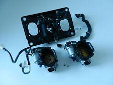 Ducati 899 Panigale Einspritzanlage Drosselklappen Motor Injection throttle 2013