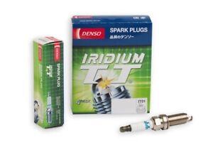 Denso Iridium TT spark plugs Nissan Bluebird 910 L20B 2.0L 4Cyl 8V 81-85