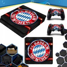 Vinyl Playstation 4 Ps4 Slim Bayern Munch Skin Aufkleber Design Sticker