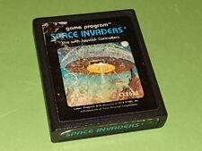 Space Invaders Atari 2600 VCS Game Cartridge - Atari (Black Picture Label)