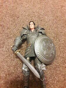 Dragon Age Series 1 Collector Action Figure Loghain USED