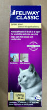 New listing Feliway Classic Calming Pheromone Spray for Cats 60mL Expire in 2022 - New