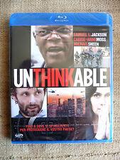 UNTINKABLE - con Samuel L. Jackson, Michael Jackson Blu Ray SIGILLATO