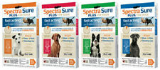 Spectra Sure Plus for Dogs Fipronil & Cyphenothrin (Frontline Plus)