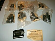 9 Duty Belt Leather Radio Straps Fits Most Motorola Ge Rca Amp Most Others