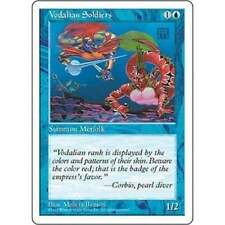 Magic MTG Tradingcard Fifth Edition 1997 Vodalian Soldiers