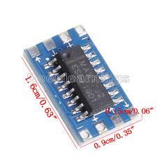 20PCS Serial Port Mini RS232 to TTL Converter Adaptor Module Board MAX3232
