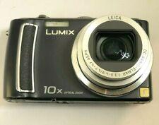 Panasonic Lumix DMC-TZ4 8MP Digital Camera Leica 28mm wide lens