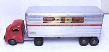NICE PRESSED STEEL SMITH MILLER PIE PACIFIC INTERMOUNTAIN EXPRESS TRACTOR TRAILE
