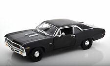 1:18 Ertl/Auto World Chevrolet Nova Yenko 1969 black