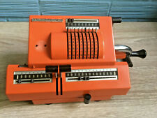 CALCOREX 403 TRS Mechanical Calculator Vintage Adding Machine Pinwheel