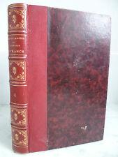 T6 (1226 - 1328 ) HISTOIRE DE FRANCE depuis les orig. Amédée GABOURD GAUME 1857