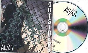 AU/RA OUTSIDERS RARE 2 TRACK PROMO CD [Au.Ra]