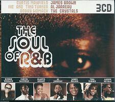 The Soul of R&B 3 (2003) BOX 3CD NUOVO Lloyd Price Personality. Bobby Hebb Sunny