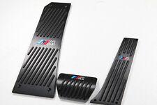 Black Fuel Brake Foot Rest AT pedal For BMW F10  F12 F01 F02 F07 GT 5 6 7 Series