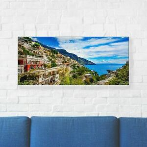 """Italy Printed Canvas Art 22"""" (56cm) x 10"""" (25cm) Beautiful For Home"""