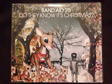 Band Aid 20 Do They Know It's Christmas CD Single 2004 In Very Good Condition
