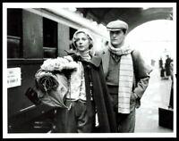 1982 RUTGER HAUER & BLYTHE DANNER On INSIDE THE THIRD REICH Original Photo