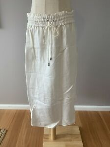 Foever New Linen Skirt BN Sz 12