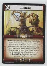 2012 Legend of the Five Rings CCG - Seeds Decay #141 Learning Gaming Card 1i3