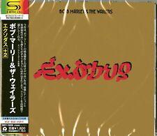 BOB MARLEY & WAILERS-EXODUS-JAPAN SHM-CD BONUS TRACK D50