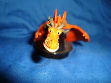 "How to Train Your Dragon 2 Hookfang PVC Figure Snapco cup topper 2"" tall"