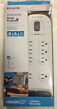 BELKIN 8 Outlets Advanced Surge Protector
