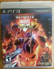 Ultimate Marvel vs. Capcom 3 (Sony PlayStation 3, 2011)