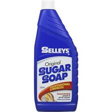 Selleys Sugar Soap 750ml Professional Strength Grease Grime Cleaner concentrate