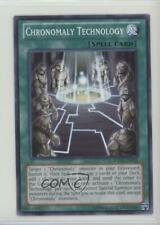 2012 Yu-Gi-Oh! Return of the Duelist Unlimited Chronomaly Technology 0s5