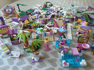 LEGO DISNEY AND FRIENDS MIXED BUNDLE and Manuals
