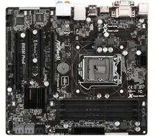 ASROCK B85M Pro4 Intel B85 LGA1150 DVI VGA HDMI Motherboard With I/O Shield