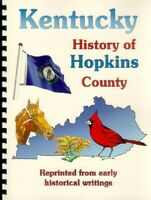 KY~HOPKINS COUNTY KENTUCKY 1885 BIOGRAPHIES & MORE~MADISONVILLE ~GENEALOGY~NAMES