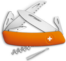 Swiza Knives D05 Swiss Pocket Knife Orange KNI.0050.1060