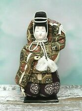 Vintage Handmade Japanese Traditional Kimono Standing Doll Figure