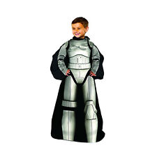 Star Wars Stormtrooper Comfy Kids Blanket w/ Sleeves 48'' x 48''