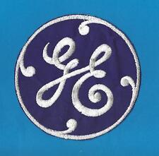 Rare Vintage 1960's G E General Electric Uniform Jacket Large Patch Crest