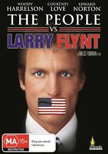 The People vs Larry Flynt (DVD, 2012) R4 BRAND NEW SEALED - FREE POST!
