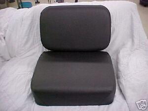 CAT  931 CRAWLER SEAT and backrest NEW CATERPILLAR 931