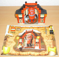Lego Orient Expedition 7413 Tor des Jun-Chi v. 2003 + OBA