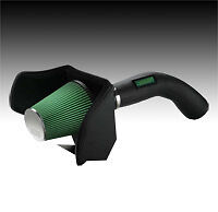 99-06 Chevy  5.3L Truck SUV Green Cold Air Intake #2565 *Free Shipping*