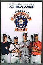 houston astros baseball vintage sports media guides ebay rh ebay com MLB Media Player Full Screen MLB Teams List