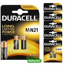 Baterías desechables Duracell 23A/MN21 para TV y Home Audio